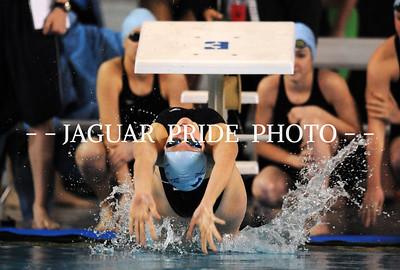 Johnson Swim and Dive - February 13, 2010 - Varsity at Region VII-5A Championships JPP01