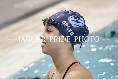 JAG Swim Distance Meet Dec 8, 2013
