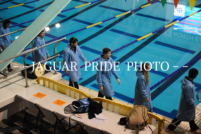 Johnson Swim and Dive - January 28, 2017 - Varsity at 26-6A Finals