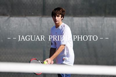 Johnson Tennis - January 29, 2010 - Varsity at NEISD Invitational JPP01