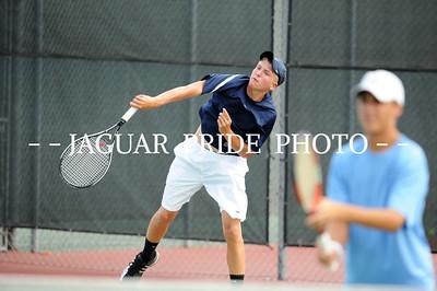 Johnson Tennis - September 1, 2009 - Varsity vs New Braunfels JPP01
