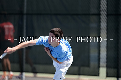Johnson Tennis - April 5, 2013 - Varsity at 26-5A Tournament JPP01