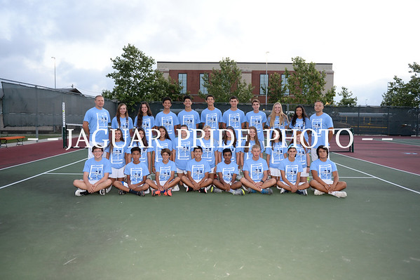 Johnson Girls and Boys Tennis