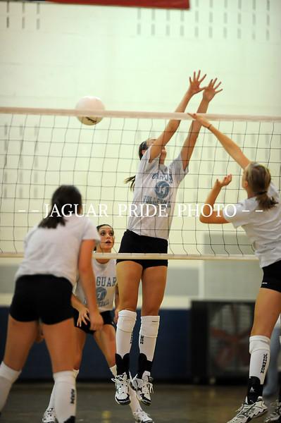 Johnson Volleyball - August 8, 2008 - Varsity vs JV Scrimmage 080808-JPP01