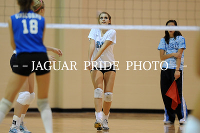Johnson Volleyball - October 24, 2008 - Freshman A and B vs New Braunfels 081024-JPP01