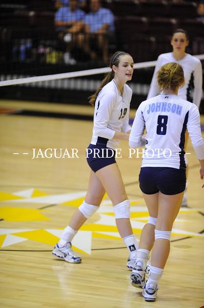Johnson Volleyball - September 9, 2008 - Varsity vs Churchill 080909-JPP01