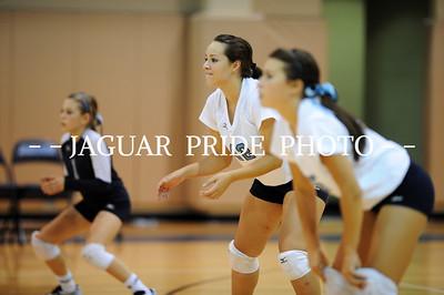 Johnson Volleyball - September 8, 2009 - Freshman A vs Churchill JPP01