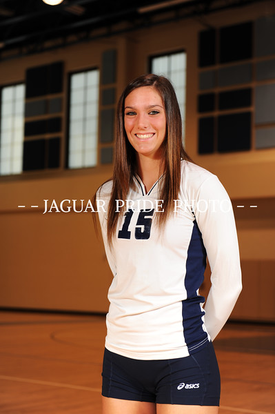 Johnson Volleyball - August 7, 2009 - Team Photo Day JPP01