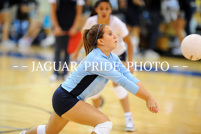 Johnson Volleyball - September 8, 2009 - JV vs Churchill JPP01
