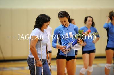 Johnson Volleyball - October 6, 2009 - Varsity vs Smithson Valley JPP01