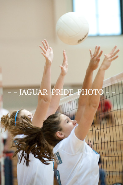 Johnson Volleyball – October 13, 2009 – JV vs Lee JPP04