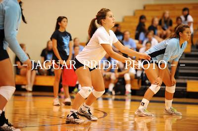 Johnson Volleyball - August 19, 2010 - JV vs Clark JPP01