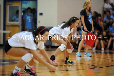 Johnson Volleyball - August 19, 2010 - Freshman vs Clark JPP01
