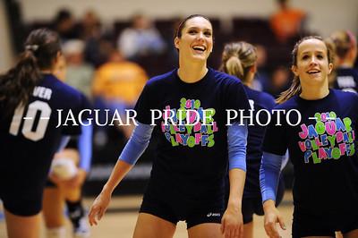 Johnson Volleyball - November 9, 2010 - Varsity vs MacArthur Third Round Playoff JPP01