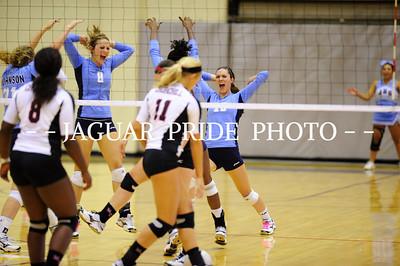 Johnson Volleyball - October 19, 2010 - Varsity vs Churchill JPP01