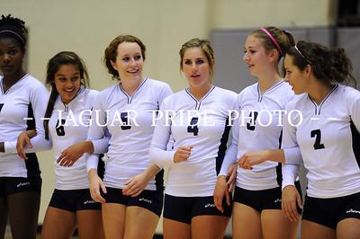 Johnson Volleyball - October 26, 2010 - Varsity vs Lee Senior Night JPP01