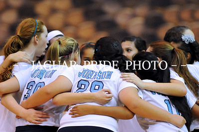 Johnson Volleyball - September 27, 2011 - Freshman B vs Reagan