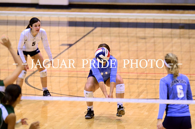 Johnson Volleyball - September 28, 2011 - JV vs Reagan