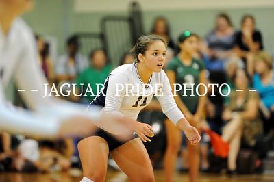 Johnson Volleyball - August 9, 2011 - JV vs Incarnate Word High School JPP01