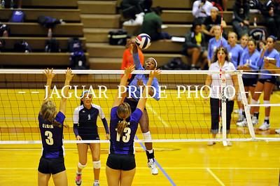 Johnson Volleyball - August 11, 2011 - Varsity vs Elgin JPP01