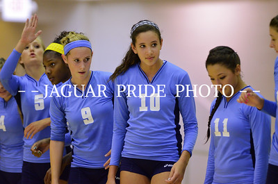 Johnson Volleyball - August 16, 2011 - Varsity vs O'Connor JPP01