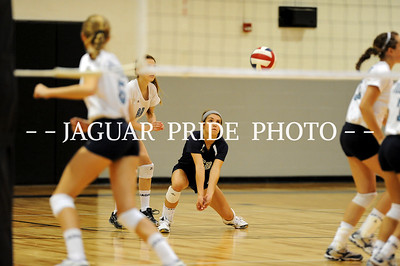 Johnson Volleyball - August 17, 2011 - Freshman vs Clark JPP01