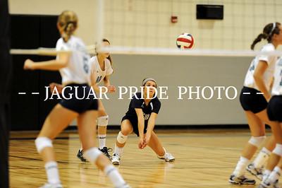 Johnson Volleyball - August 17, 2011 - Freshman vs Clark JPP01
