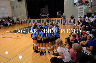 Johnson Volleyball - August 9, 2011 - Varsity vs IWHS JPP01