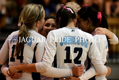Johnson Volleyball - August 23, 2011 - JV vs Uvalde