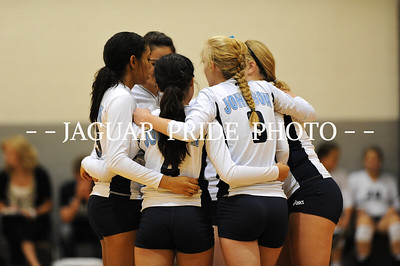 Johnson Volleyball - August 17, 2011 - JV vs Clark JPP01