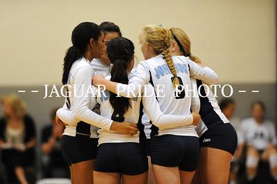 Johnson Volleyball - August 17, 2011 - JV vs Clark JPP01