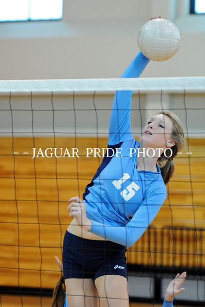 Johnson Volleyball - August 4, 2010 - Freshman, JV and Varsity Team Photo Day