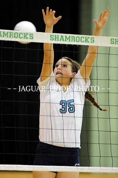 Johnson Volleyball - August 9, 2011 - Freshman A vs IWHS JPP01