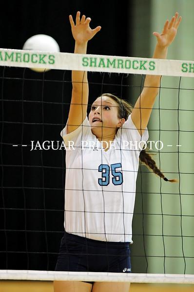 Johnson Volleyball - August 9, 2011 - Freshman A vs IWHS JPP01