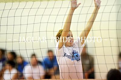 Johnson Volleyball - August 6, 2011 - Freshman Scrimmage vs O'Connor