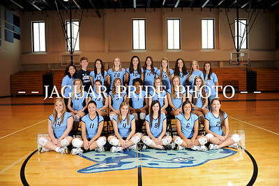Johnson Volleyball - November 20, 2011 - State Tournament Team Photo JPP01