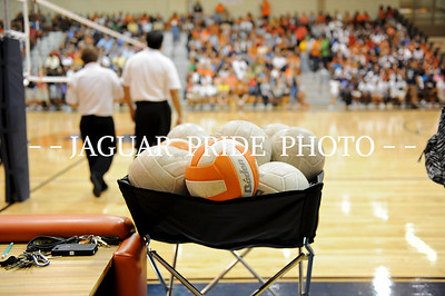 Johnson Volleyball - October 7, 2011 - Varsity vs Madison