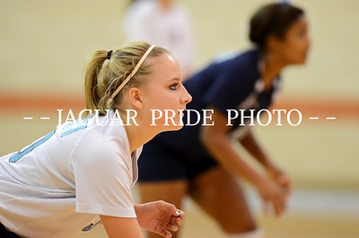 Johnson Volleyball - October 7, 2011 - Freshman B vs Madison