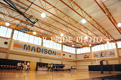 Johnson Volleyball - October 7, 2011 - Freshman A vs Madison