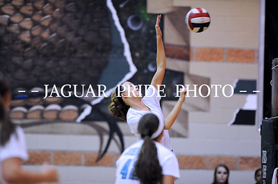 Johnson Volleyball - September 27, 2011 - Freshman A vs Reagan