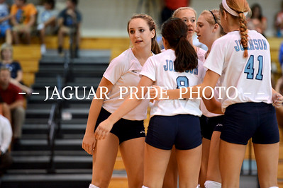 Johnson Volleyball - August 15, 2012 - Freshman A vs Brandeis JPP01