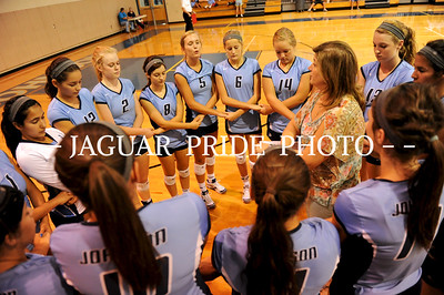 Johnson Volleyball - August 22, 2012 - Varsity vs IWHS JPP01