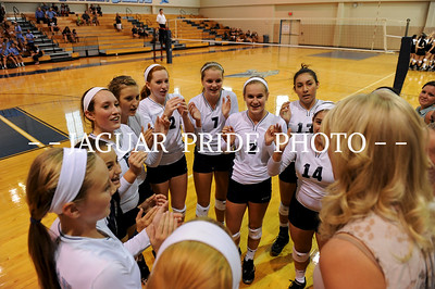 Johnson Volleyball - August 13, 2012 - JV vs Clark JPP01