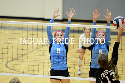 Johnson Volleyball - October 10, 2012 - JV vs Churchill JPP01