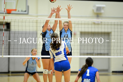 Johnson Volleyball - October 2, 2012 - Varsity vs MacArthur JPP01