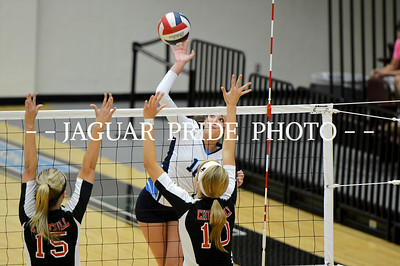 Johnson Volleyball - October 10, 2012 - Varsity vs Churchill JPP01