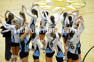 Johnson Volleyball - September 21, 2012 - Varsity vs Reagan JPP01