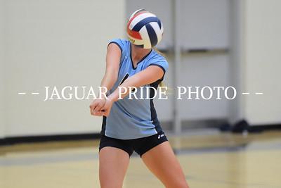 Johnson Volleyball - August 13, 2013 - Varsity vs Clark JPP01
