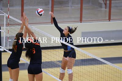 Johnson Volleyball - August 20, 2013 - Varsity vs Brandeis JPP01