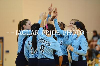 Johnson Volleyball - October 22, 2013 - Freshman B vs Reagan JPP01